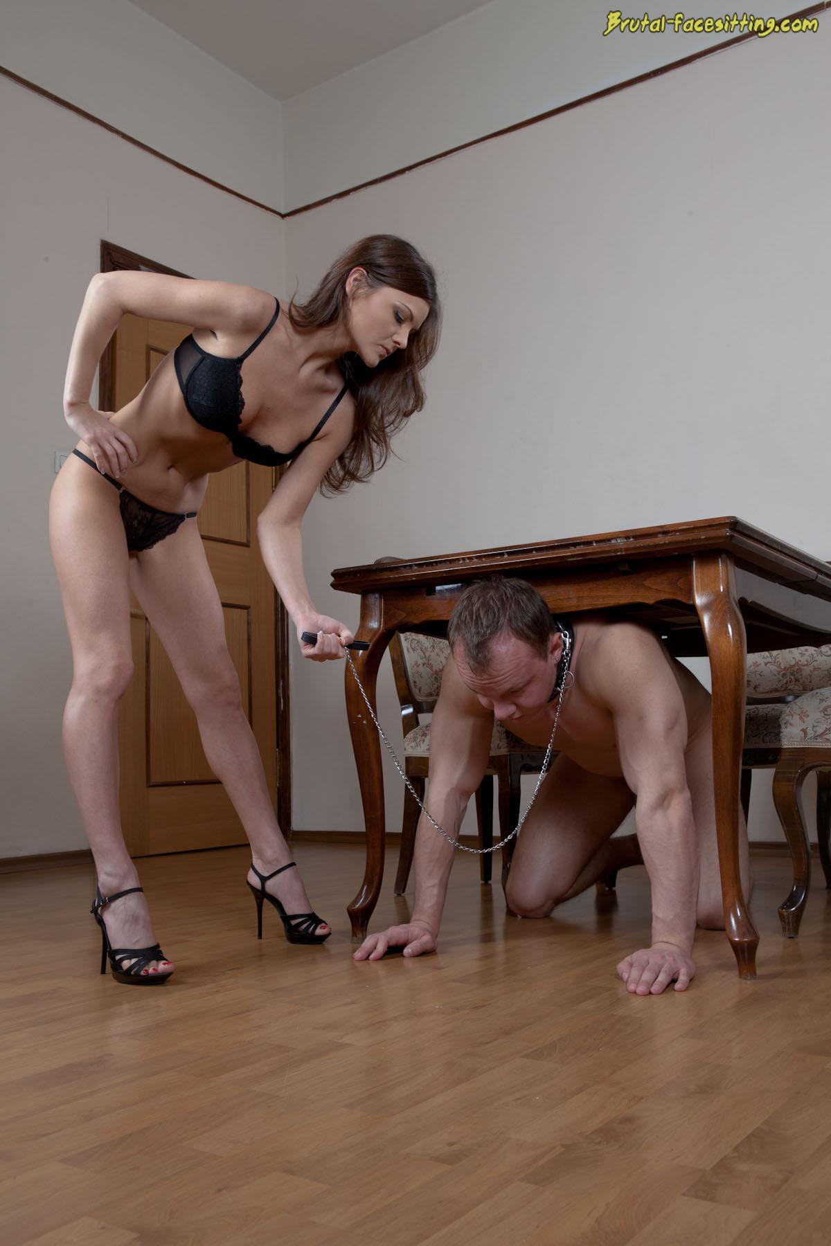 Госпожа унижает роба фото 380-549