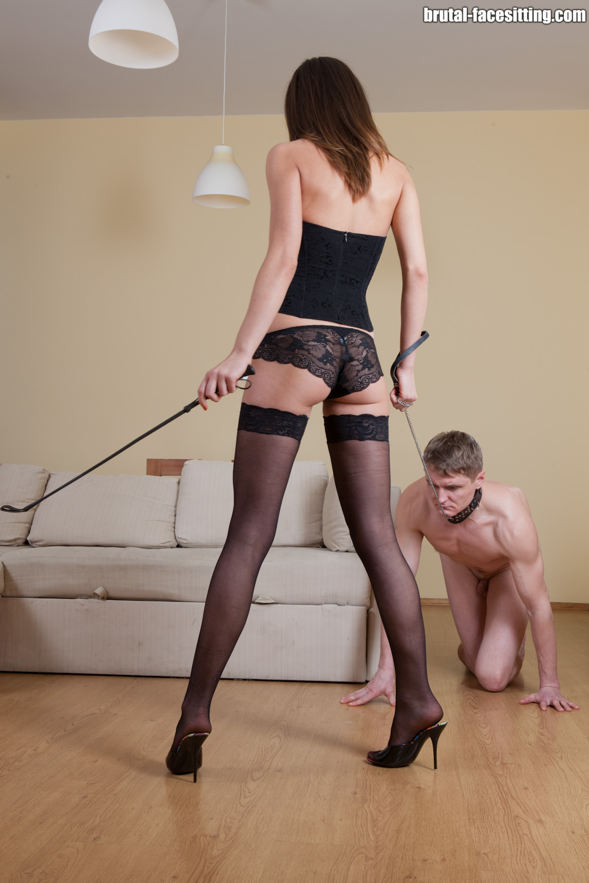 femdom submissive training